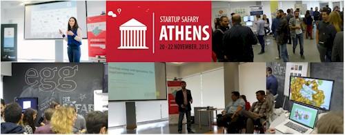 Startup Safary Athens