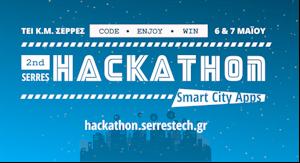 2o Hackathlon Serres