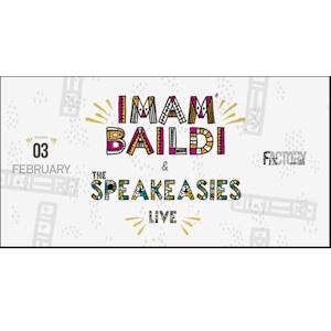 Oι Imam Baildi ζωντανά στο Fix Factory of Sound στη Θεσσαλονίκη