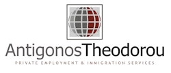 ANTIGONOS THEODORΟU OFFICE EMPLOYMENT & IMMIGRATION SERVICES