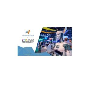 Η ManpowerGroup φιλοξενεί 37 HR tech επιχειρήσεις στο παγκόσμιο συνέδριο Viva Technology