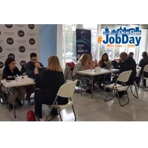 50 Εταιρίες και 900 υποψήφιοι στο #JobDay 45+ ετών σε Αθήνα και Θεσσαλονίκη