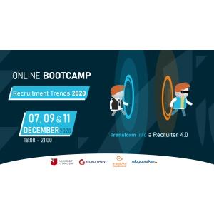 Διαδικτυακό bootcamp για το επαναστατικό Recruiter 4.0
