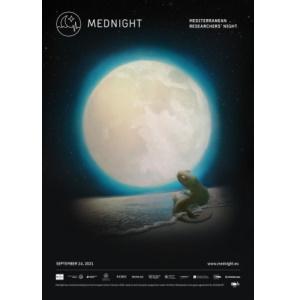 MEDNIGHT 2021: Η Μεσογειακή Βραδιά Ερευνητή ξεκινά από τη Λήμνο