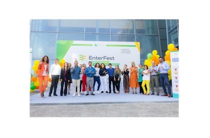 Το 1ο Φεστιβάλ Νεανικής Επιχειρηματικής Εκπαίδευσης του Junior Achievement Greece